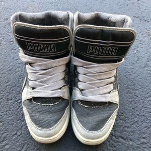 Men's Puma High Tops shoes